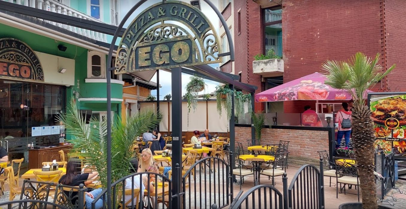 Ego pizza & grill The Old Town